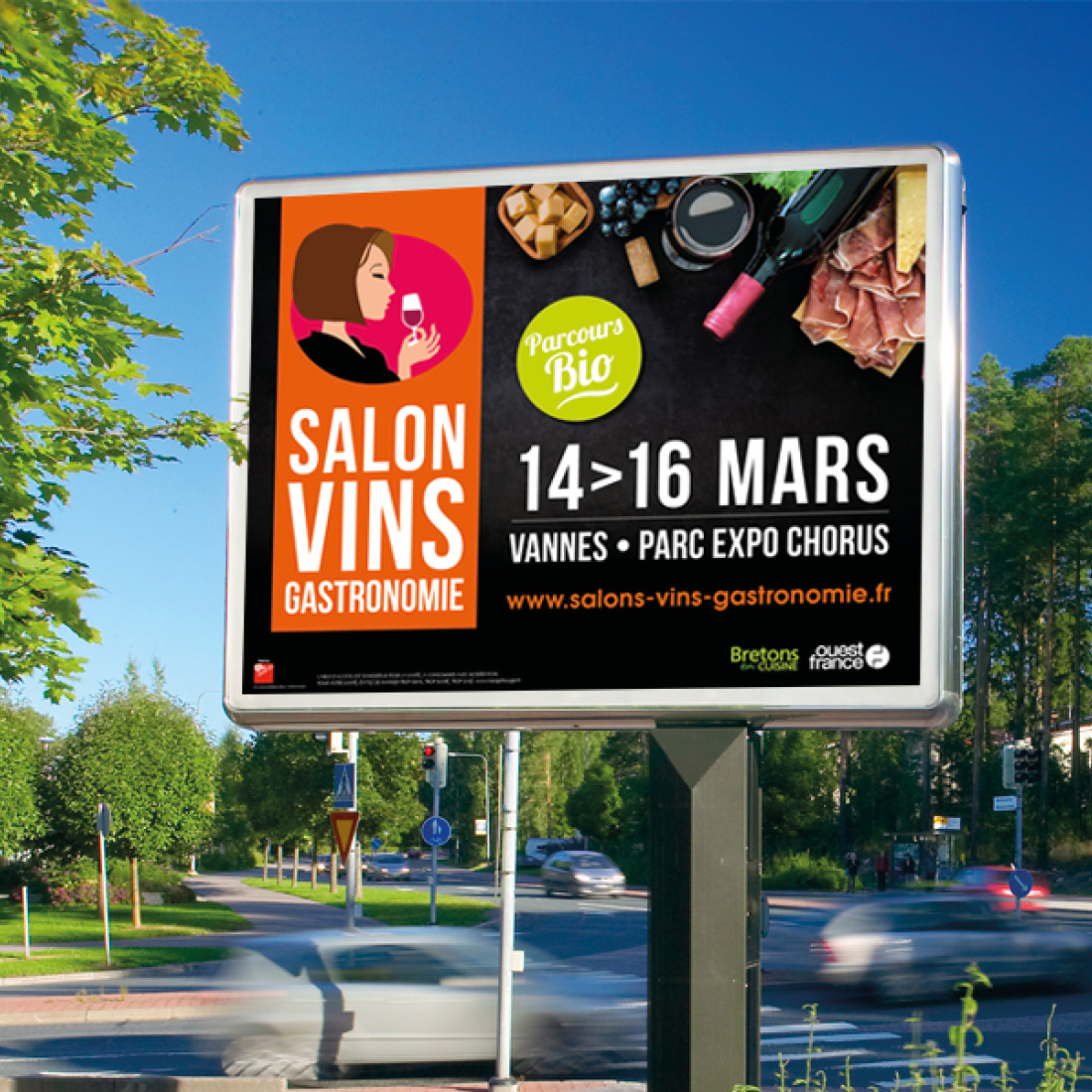 Affiche 4x3 Clear Channel